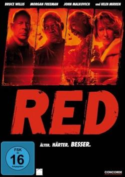 R.E.D. – Älter, Härter, Besser - DVD