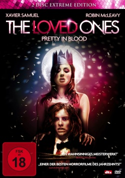 The Loved Ones – Pretty in Blood (2 Disc Extreme Edition) – DVD