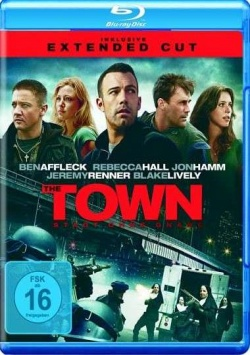 The Town – Stadt ohne Gnade (Extendet Cut) – Blu-Ray