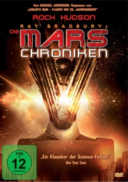 Die Mars Chroniken – DVD