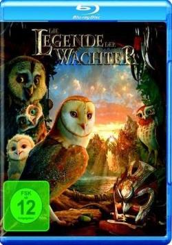 Die Legende der Wächter – Blu-Ray