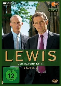 Lewis – Der Oxford Krimi Staffel 3 – DVD