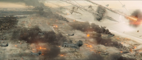 World Invastion: Battle Los Angeles