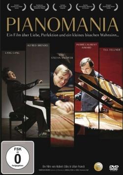 Pianomania - DVD