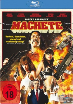 Machete – Blu-Ray