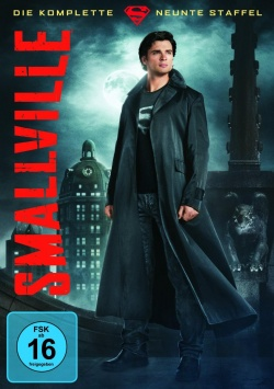 Smallville Staffel 9 – DVD