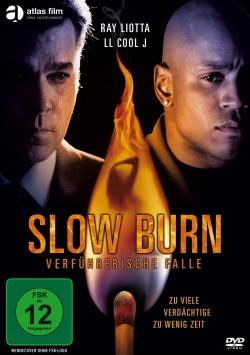 Slow Burn – Verführerische Falle - DVD