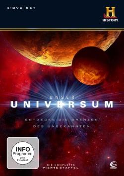 Unser Universum Staffel 4 – DVD