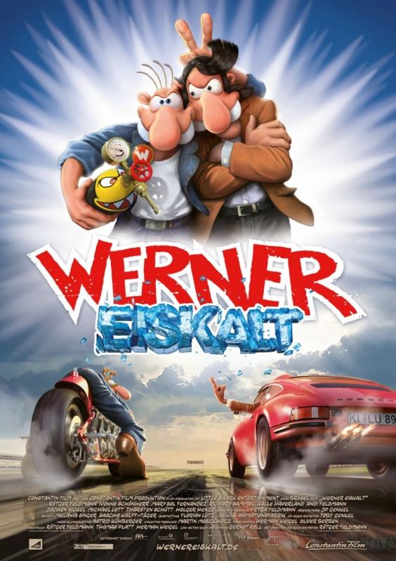 Werner Eiskalt Kompletter Film