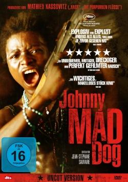 Johnny Mad Dog – DVD
