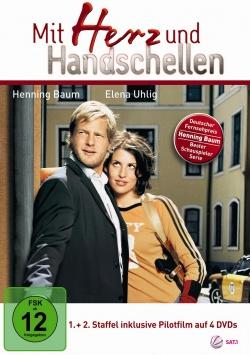 Mit Herz und Handschellen – Die komplette 1 + 2 Staffel – DVD