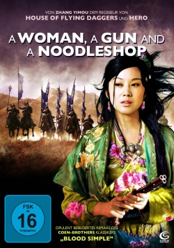 A Woman, a Gun and a Noodle Shop – DVD