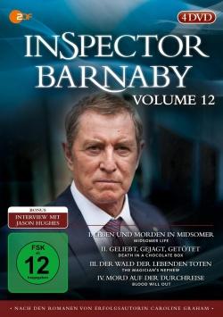 Inspector Barnaby Vol. 12 – DVD