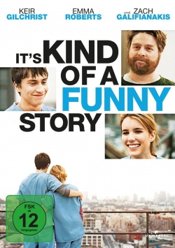 It`s kind of a funny story – DVD