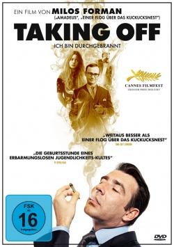 Taking Off – Ich bin durchgebrannt – DVD