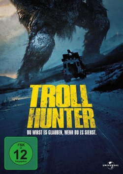 Trollhunter - DVD