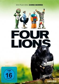 Four Lions – DVD