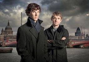 Sherlock Staffel 1 – DVD