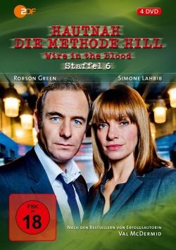 Hautnah – Die Methode Hill Staffel 6 – DVD