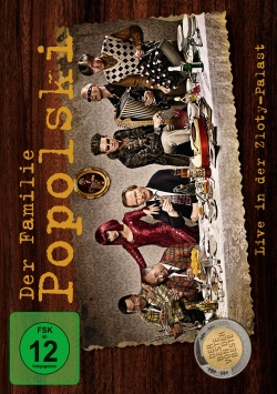Der Familie Popolski Live in der Zloty-Palast – DVD