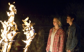 Auf brennender Erde – DVD