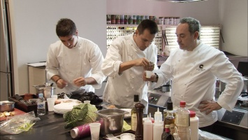El Bulli – Cooking in Progress
