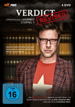 Verdict Revised – Unschuldig verurteilt Staffel 1 – DVD