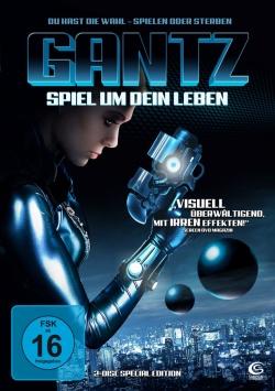 Gantz – Spiel um dein Leben – DVD