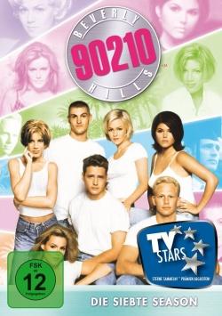 Beverly Hills 90210 - Die siebte Season – DVD