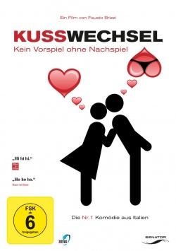 Kusswechsel 1 + 2 – DVD