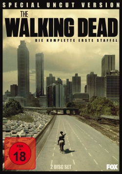 The Walking Dead – Die komplette erste Staffel UNCUT – DVD