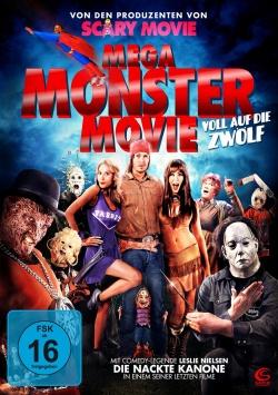 Mega Monster Movie – DVD