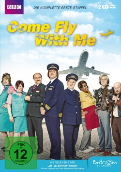 Come fly with me – Die komplette erste Staffel – DVD