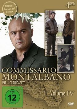 Commissario Montalbano Vol. IV – DVD