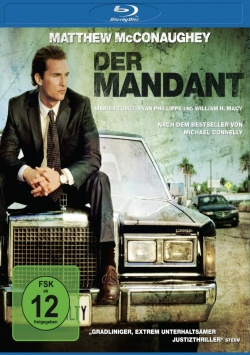 Der Mandant – Blu-Ray