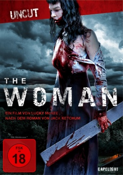 The Woman – DVD