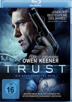 Trust - Die Spur führt ins Netz – DVD