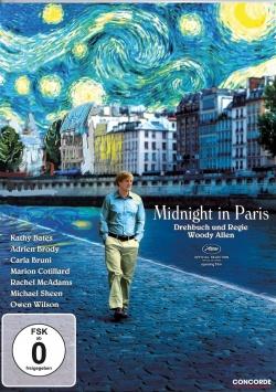 Midnight in Paris – DVD