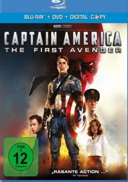 Captain America – Blu-Ray