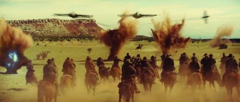 Cowboys & Aliens Extendet Cut – Blu-Ray