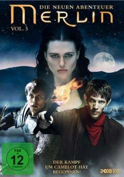 Merlin – Die neuen Abenteuer Vol. 5 – DVD