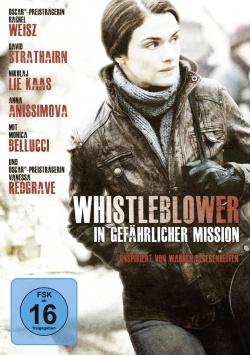 Whistleblower – In gefährlicher Mission – DVD