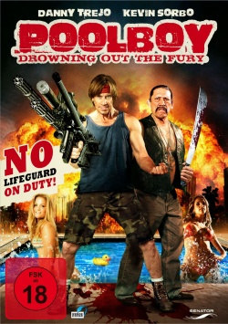 Poolboy – Drowning out the Fury – DVD