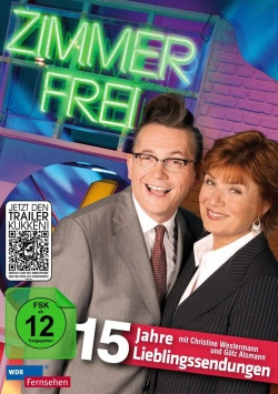 15 Jahre Zimmer Frei! – DVD