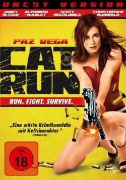 Cat Run – DVD