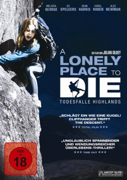 A Lonely Place to die – Todesfalle Highlands – DVD