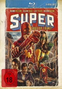 Super – Shut up, Crime! – Blu-Ray