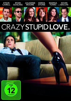 Crazy, Stupid, Love – DVD