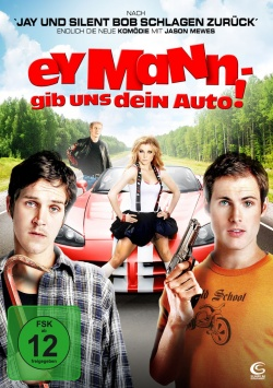 Ey Mann – Gib uns dein Auto! – DVD