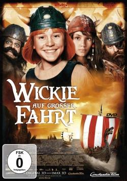 Wickie auf grosser Fahrt – DVD